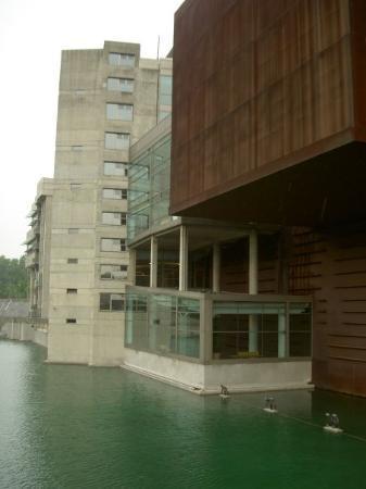 Palacio Euskalduna de Congresos y de la Música: El Palacio de Congresos y de la Música.