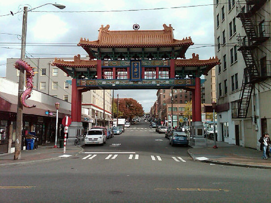 Chinatown International District