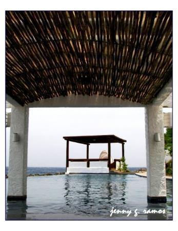 Bellarocca Island Resort and Spa: The Infinity Pool