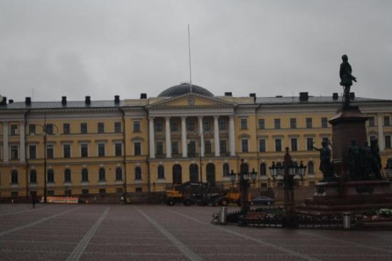 Parliament of Finland Foto