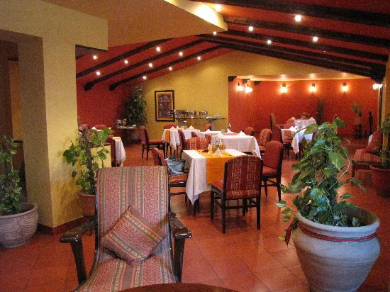 Hotel Longchamps: Restaurante