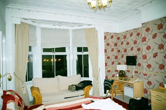 Pier Hotel Rhyl: Bedroom