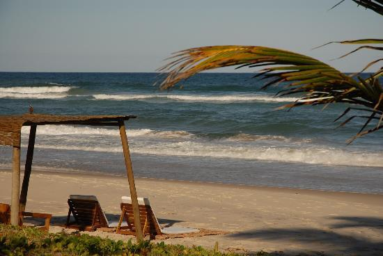 Txai Resort Itacare: plage