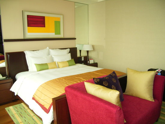Yeouido Park Centre, Seoul - Marriott Executive Apartments: room