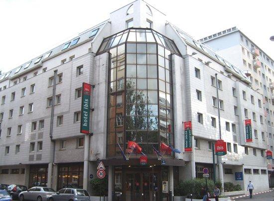 Hotel exterior - Picture of Ibis Paris Alesia Montparnasse 14eme - Tripadvisor