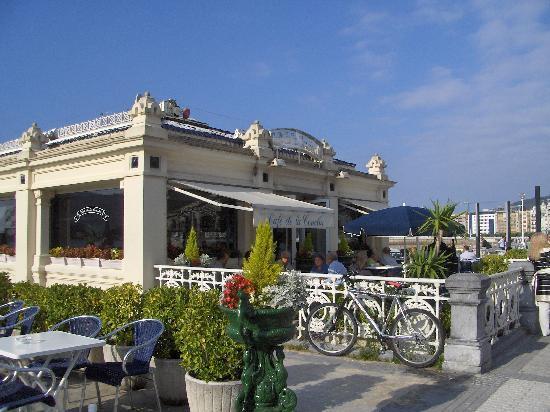 La Concha Beach : Cafe La Concha