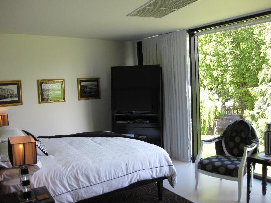 Queenstown Park Boutique Hotel: remarkable room
