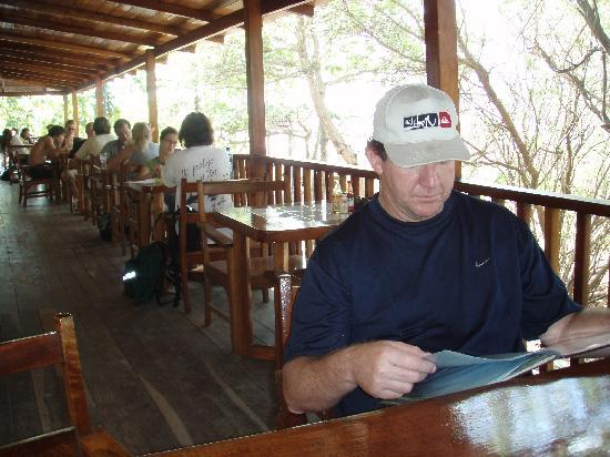 Playa Grande, Costa Rica: Apple pie for breakfast anyone?