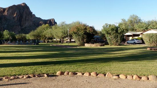 Saguaro Lake Guest Ranch: Saguaro Lake Ranch