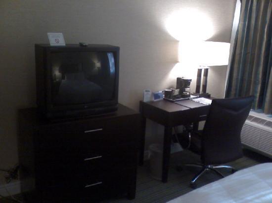 Ramada Plaza Holtsville Long Island: Room