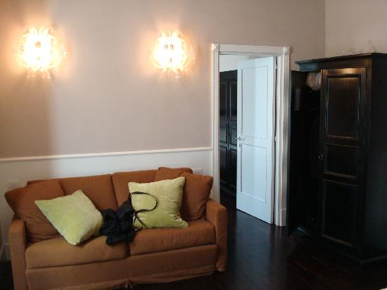 Luxury Manfredi Apartments: livingroom