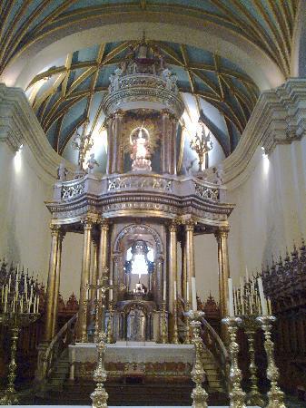 Iglesia y Santuario de Santa Rosa de Lima: Lima Catedral 9
