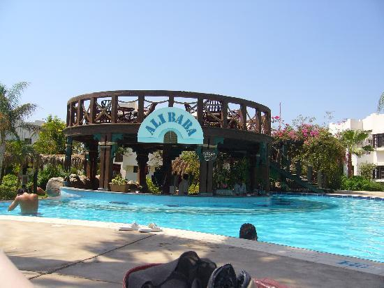 Delta Sharm Resort: another of the pools
