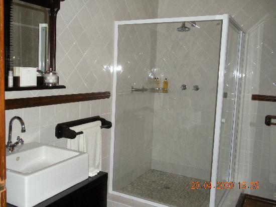 African Pride Audacia Manor Boutique Hotel : Bathroom