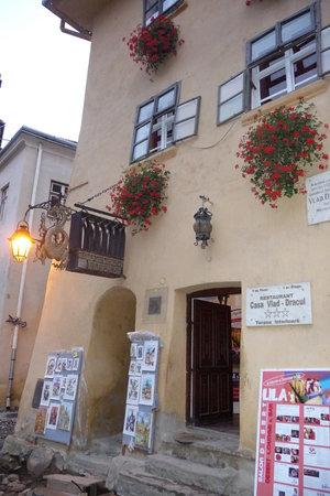 Restaurant Casa Vlad Dracul