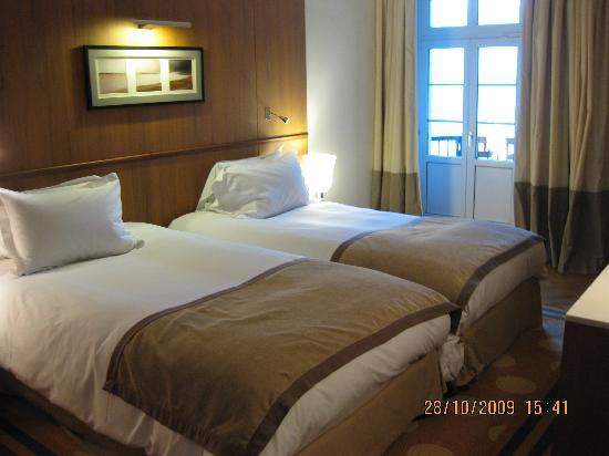 Sofitel Grand Sopot: Room 329 beds