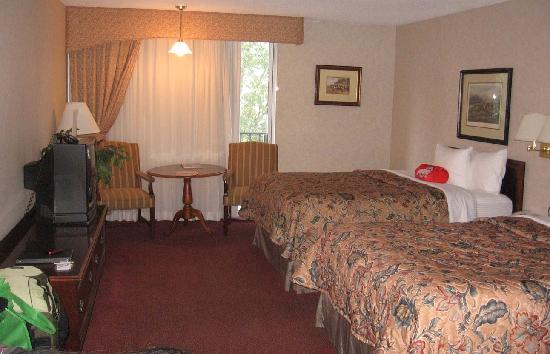 BEST WESTERN Lafayette Executive Plaza & Conference Center: Double Room