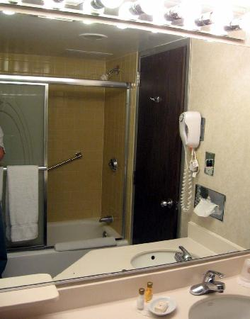 BEST WESTERN Lafayette Executive Plaza & Conference Center: Bathroom