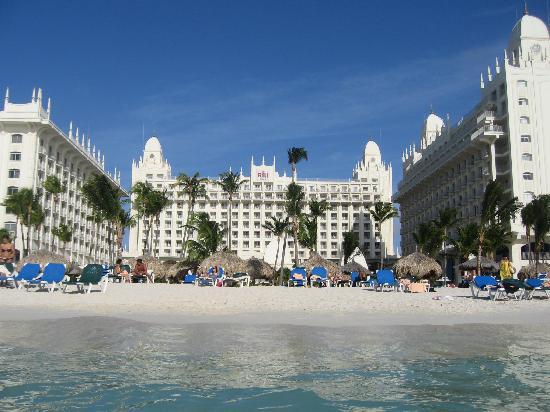 Hotel Riu Palace Aruba Rui Palm Beach