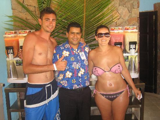 Majestic Elegance Punta Cana: el pitaaaaaaaa