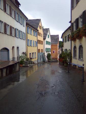 Sargans, Swiss: town view