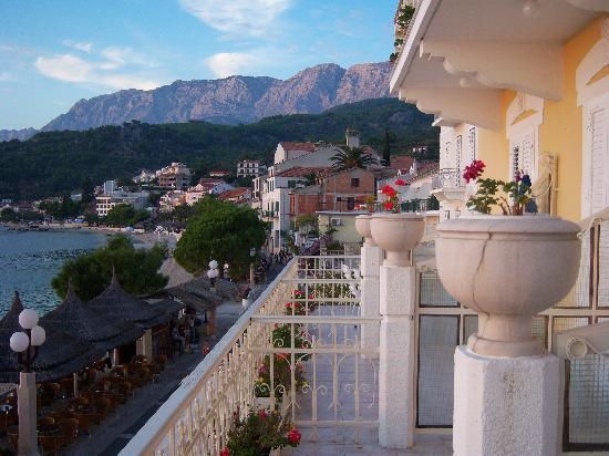 Подгора, Хорватия: View from the balcony