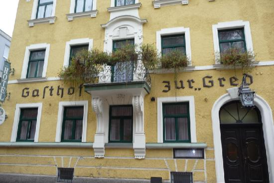 Hotel zur Gred : Outside