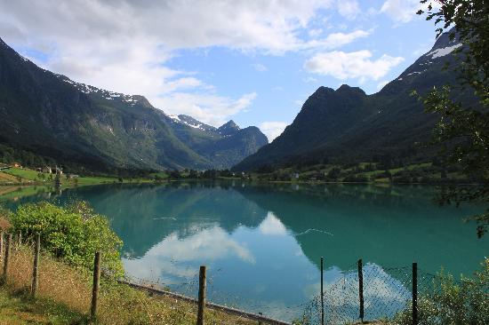Stryn, Norway: Olden, Floen, Maurhammaren