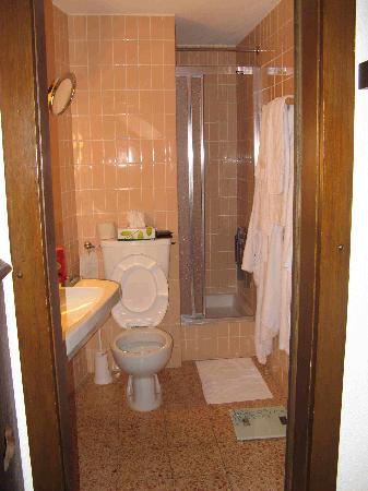 Hotel Astoria: bagno