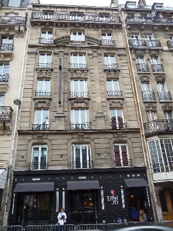 Ideal Hotel Paris Tripadvisor