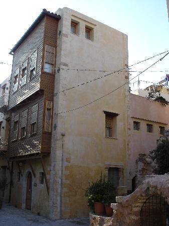 Ionas Boutique Hotel: la facade