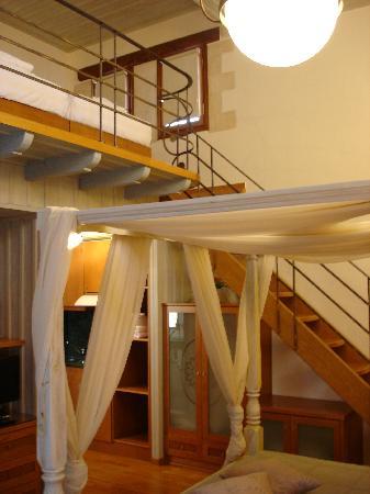 Ionas Boutique Hotel: la chambre (suite)