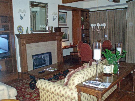The Lodge at Sea Island : Lodge Suite