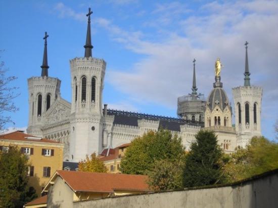 Basilique Notre Dame de Fourviere 사진