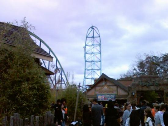 Jackson, NJ: The Kingda Ka. The tallest & fastest roller coaster in the world!