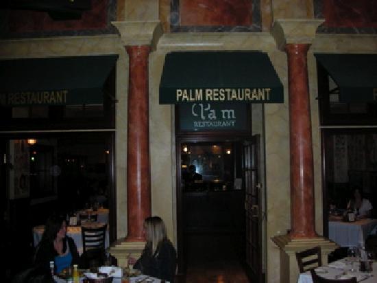 The Palm Las Vegas: Entrance