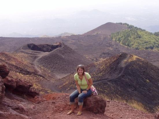 Zafferana Etnea, Italia: Etna Volcano 2005