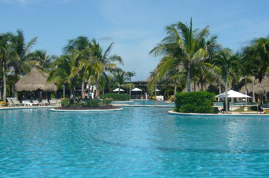 other pool picture of the grand mayan riviera maya. Black Bedroom Furniture Sets. Home Design Ideas