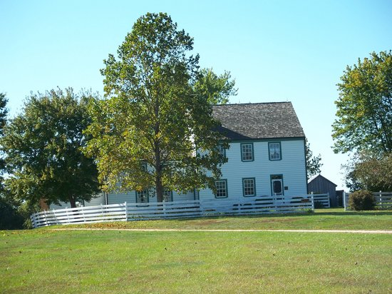 The Dr. Samuel Mudd House & Museum: Dr. Mudd house and museum
