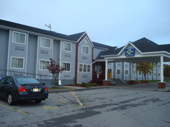 Microtel Inn & Suites by Wyndham Baldwinsville/Syracuse : Microtel Inn and Suites Syracuse Baldwinsville