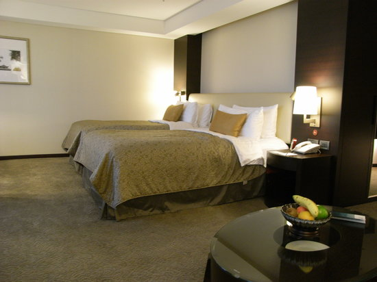Shangri-La's Far Eastern Plaza Hotel Tainan: room1