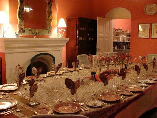 Glenburn Tea Estate: Glenburn Dining Hall