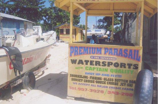 Premium Parasail Jamaica