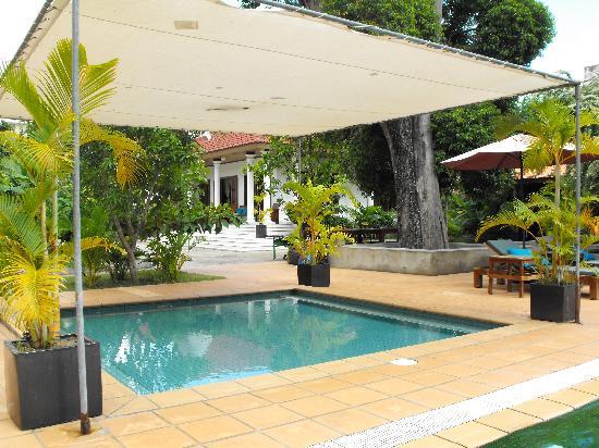 โรงแรมเดอะ กาบีกิ: Baby pool
