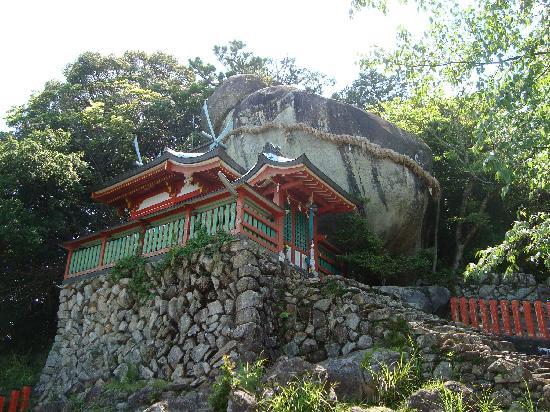 Shingu, Japan: ゴトビキ岩