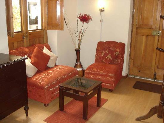 Hostal Nunez : Cool room