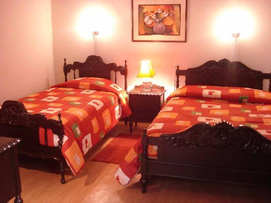 Hostal Nunez: Very confortable