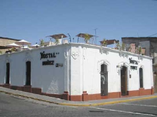 Hostal Nunez: city center