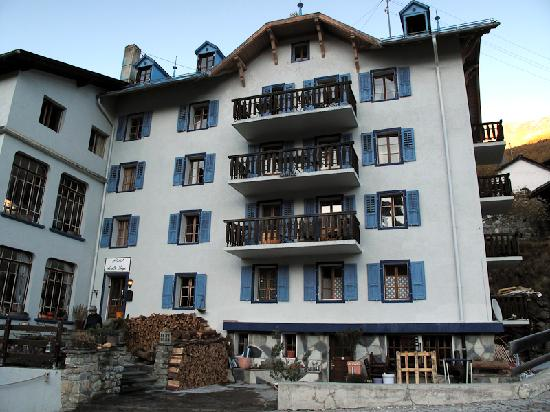 La Sage, Switzerland: L'hôtel