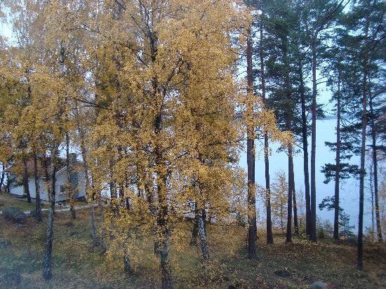 Hotel Rantapuisto: view from bedroom